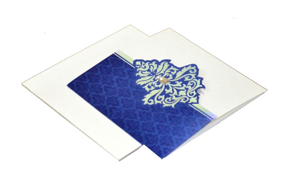 Designer Wedding Card AC 212