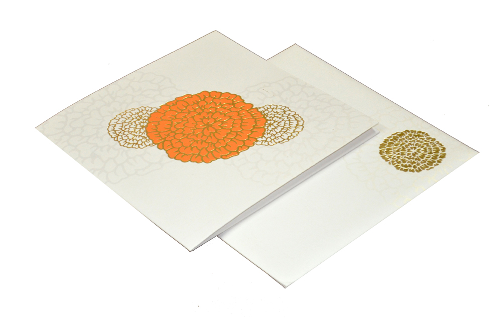 Designer Wedding Card AC 215
