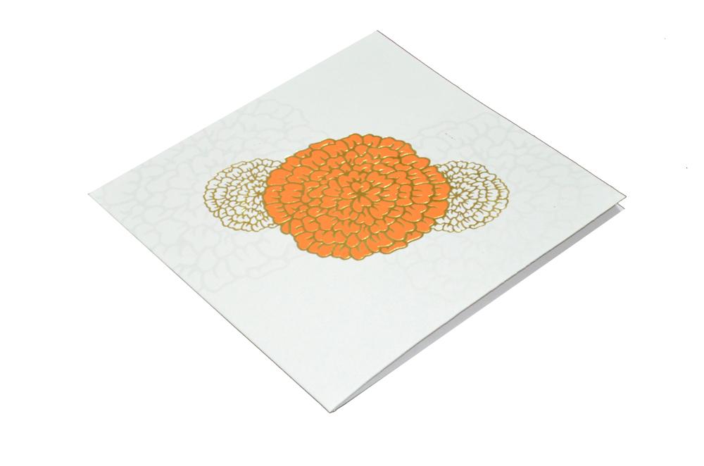 Designer Wedding Card AC 215 Card