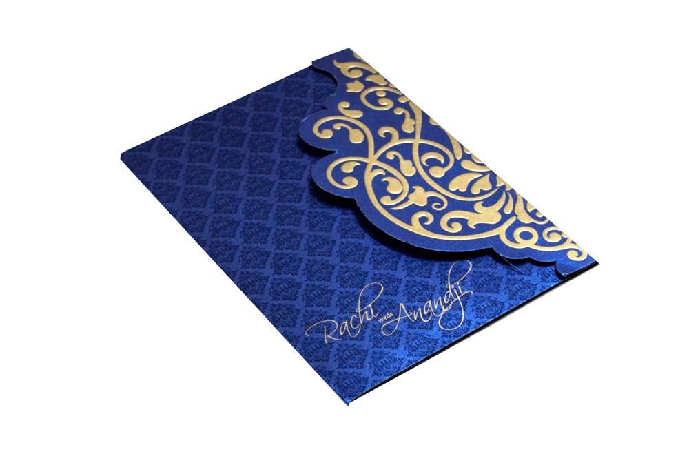 Designer Wedding Card PP 8044 Card