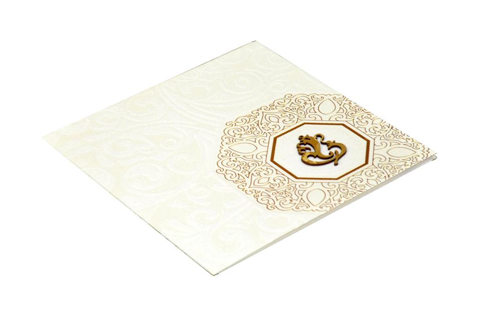 Hindu Wedding Card PP 8136 Card