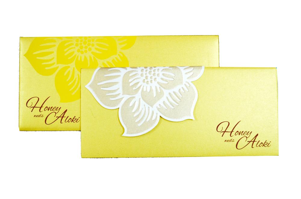 Designer Wedding Card PP 8170 Top View