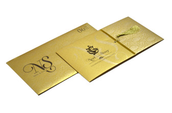 Hindu Wedding Card PP 8211