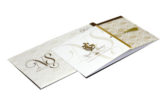 Hindu Wedding Card PP 8212