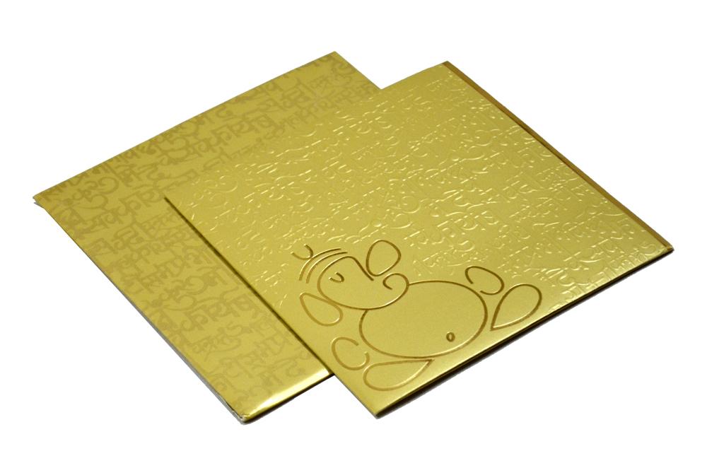 Hindu Wedding Card PP 8227