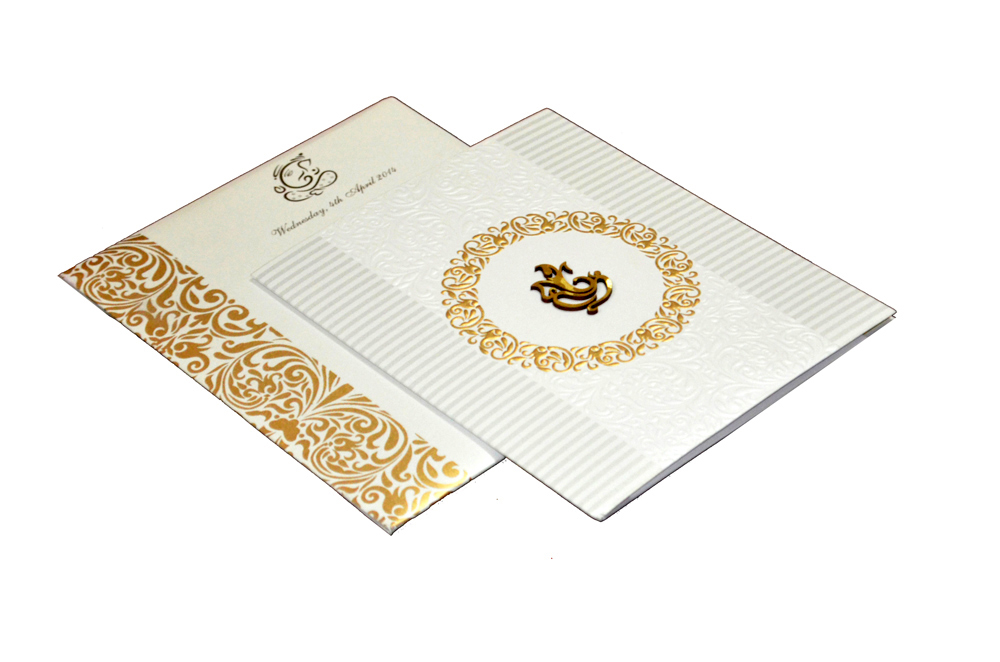 Hindu Wedding Card PP 8292