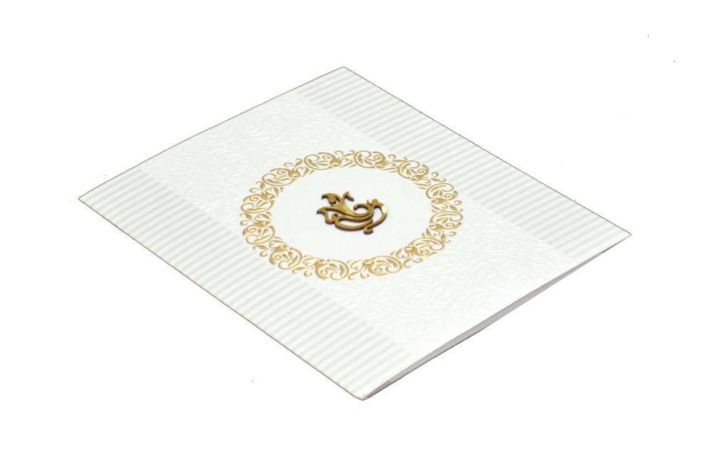 Hindu Wedding Card PP 8292 Card