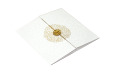 White Hindu Wedding Card REL 785 Card