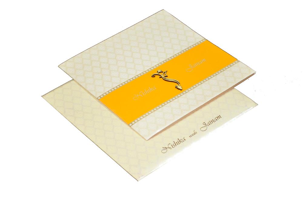Hindu Wedding Card RN 1901