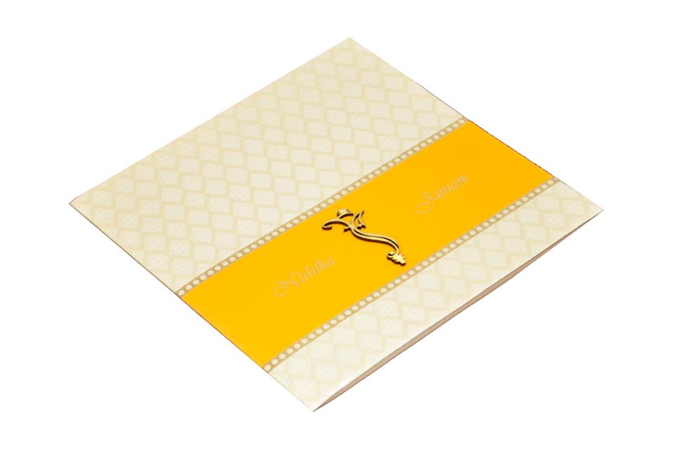 Hindu Wedding Card RN 1901 Card