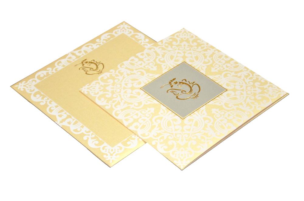 Hindu Wedding Card S 9040