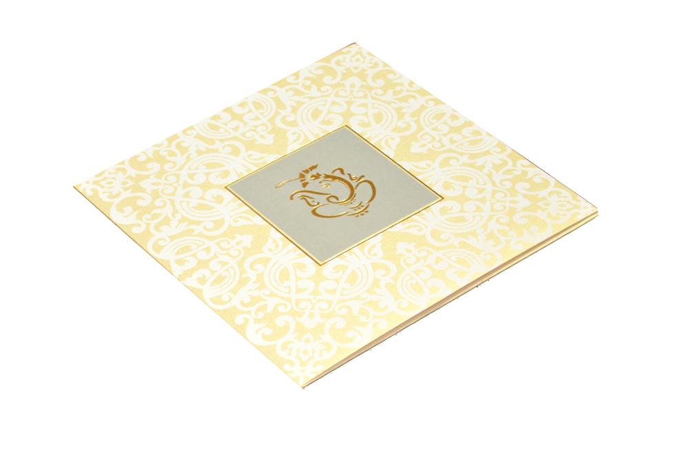 Hindu Wedding Card S 9040 Card