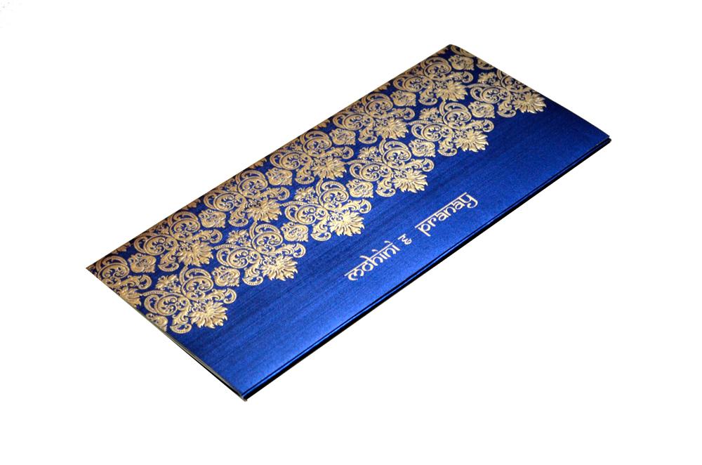 Designer Wedding Card S 9042 Card
