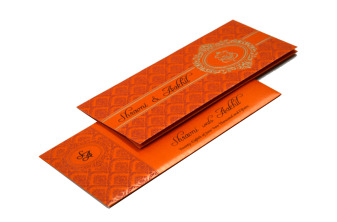 Hindu Wedding Card S 9051