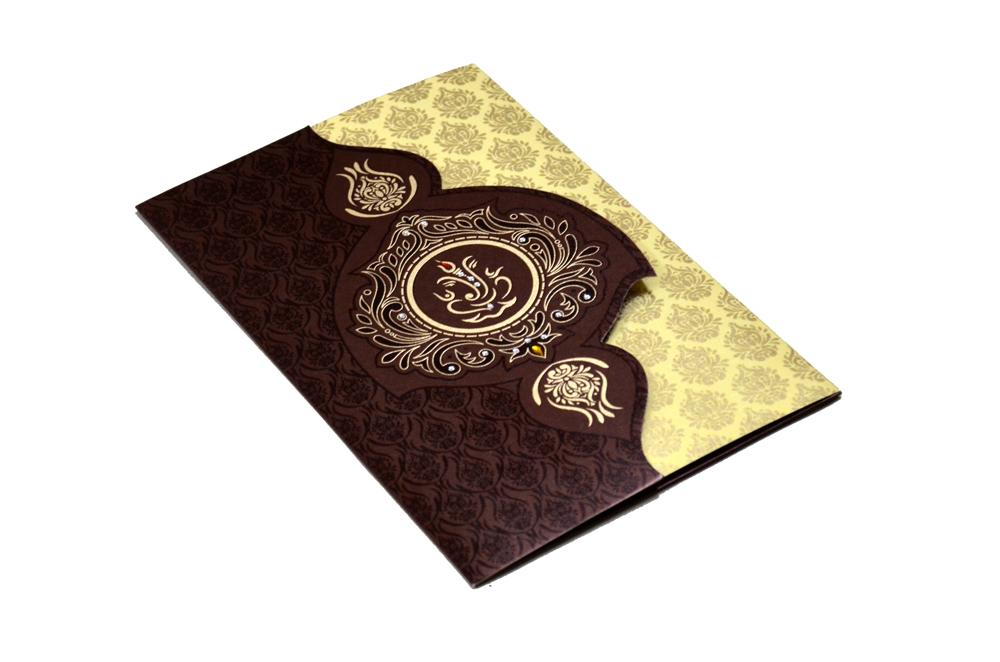 Budget Wedding Card SL 4378 Card