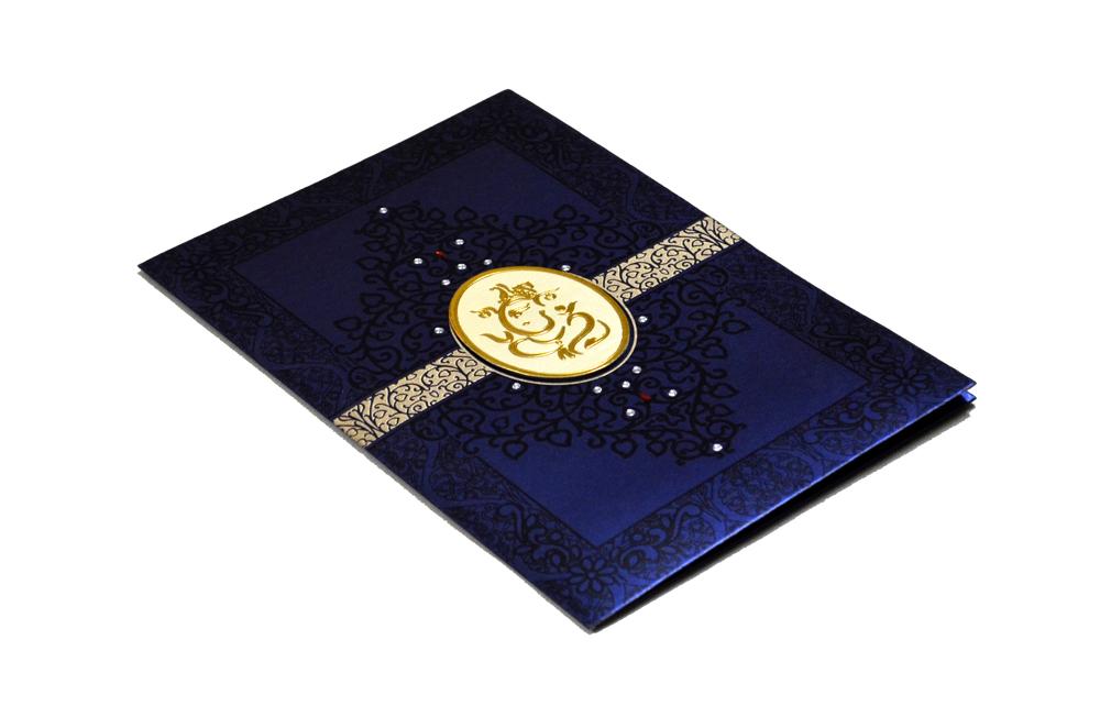 Padded Wedding Card SL 4381 Card