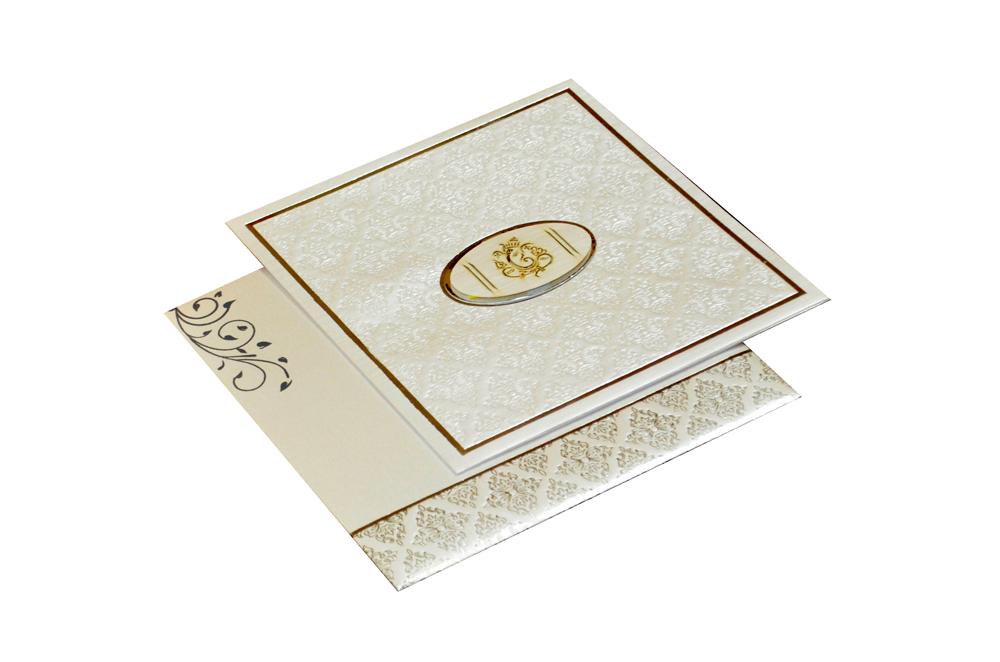 Budget Hindu Wedding Card CD 703