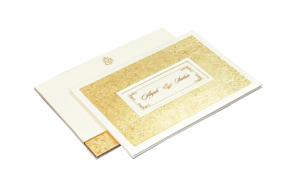 Designer Wedding Card CD 967