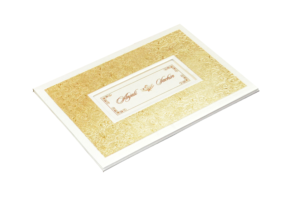 Designer Wedding Card CD 967 Card