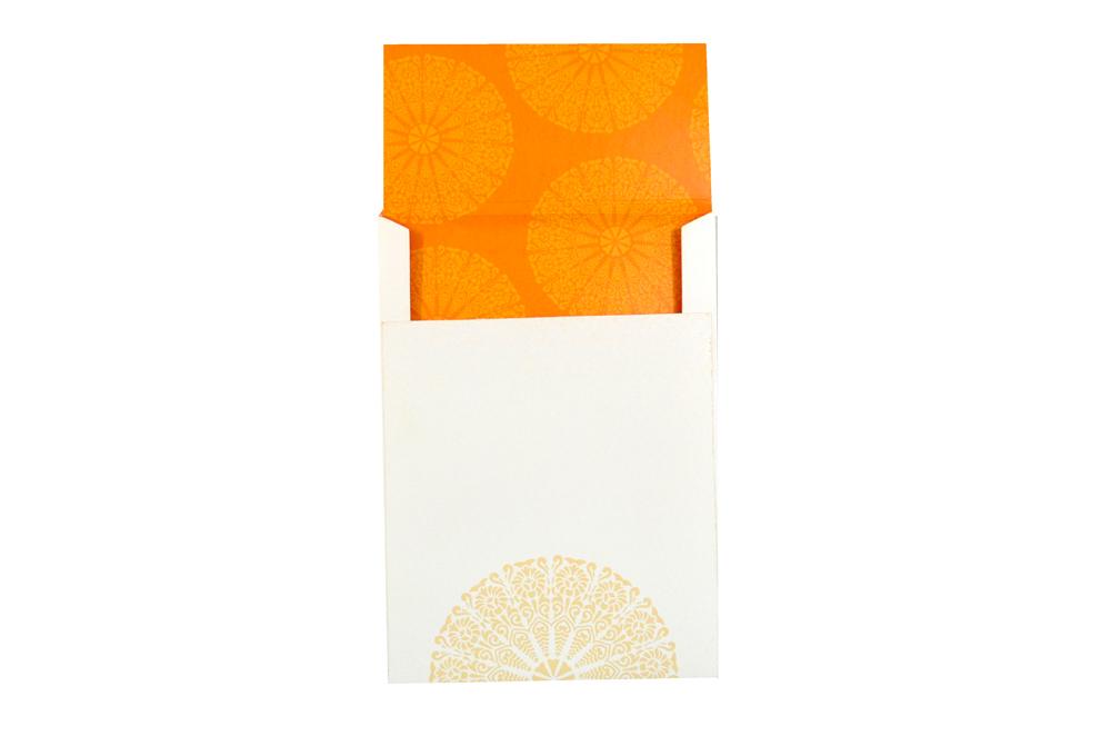 Designer Wedding Card MCC 6625 Envelope