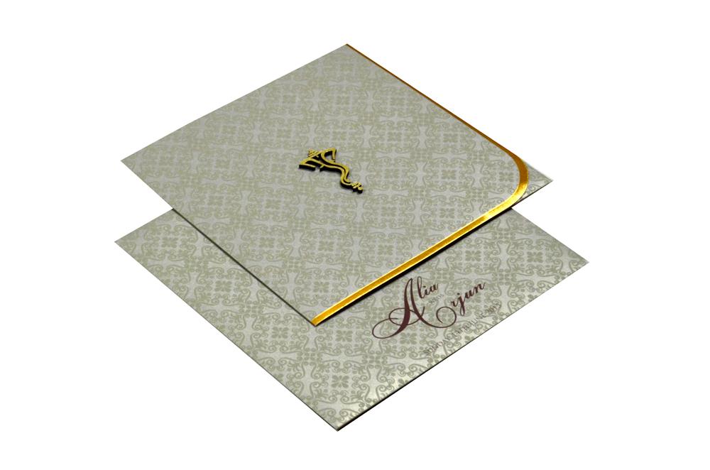 Hindu Wedding Card PP 8179