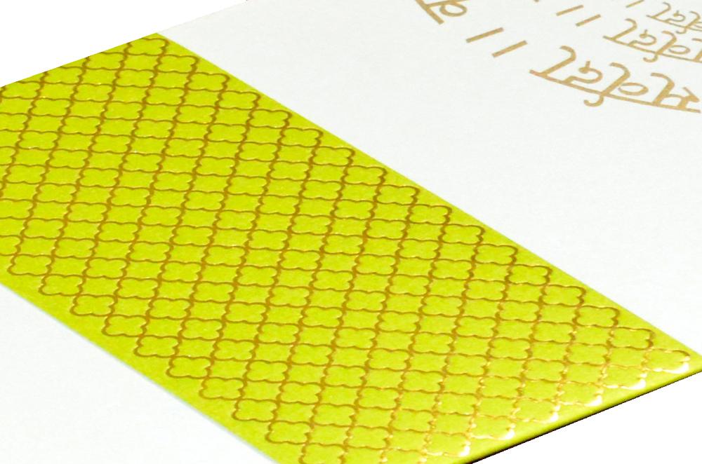 Designer Wedding Card PP 8181 Zoom View