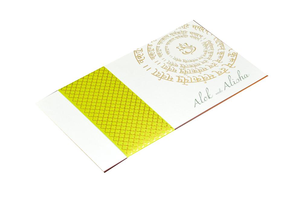 Designer Wedding Card PP 8181 Card