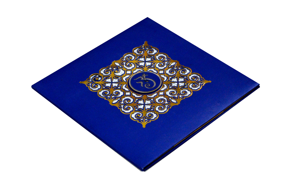 Hindu Wedding Card PYL 5034 Card