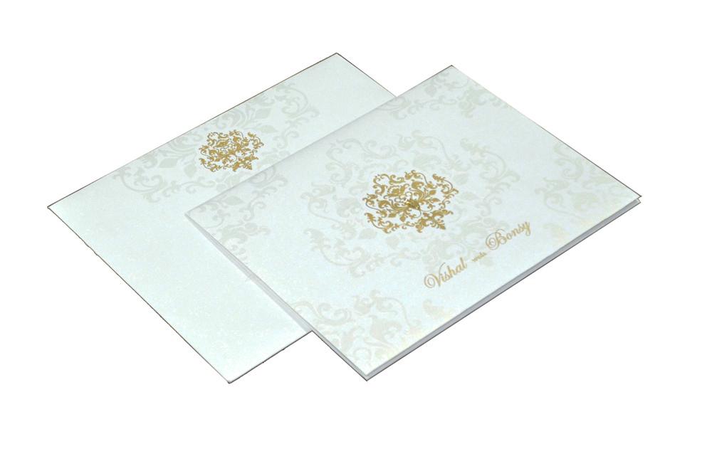 Designer Wedding Card RB 1150