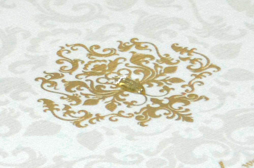 Designer Wedding Card RB 1150 Zoom View