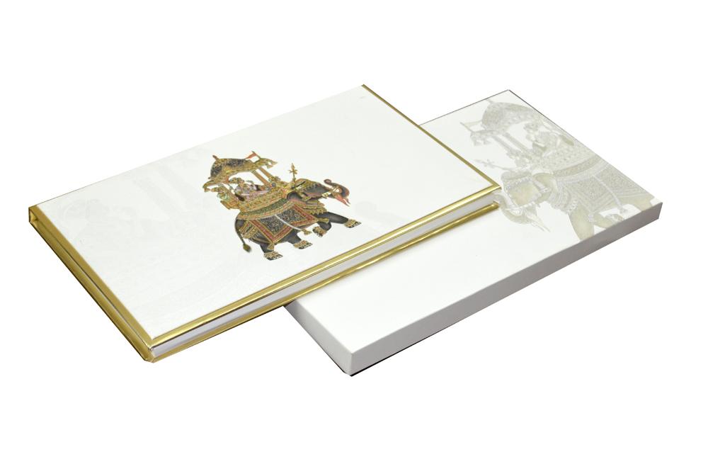 Padded Wedding Card AC 528