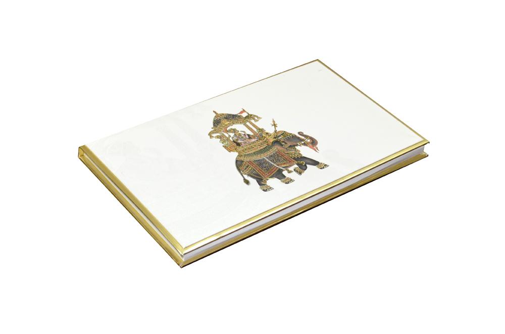 Padded Wedding Card AC 528 Card