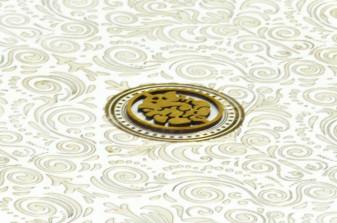 Hindu Wedding Card Design PR 734 b