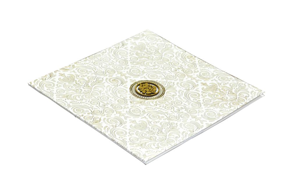 Hindu Wedding Card Design PR 734 c