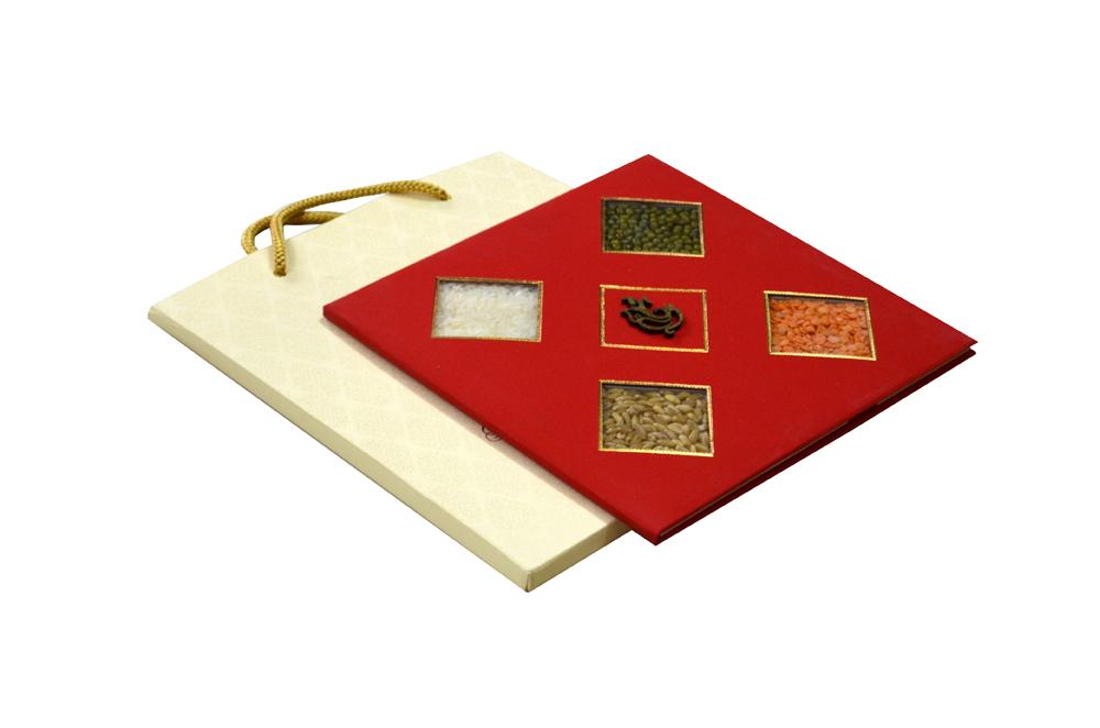 Traditional Wedding Card RR 930