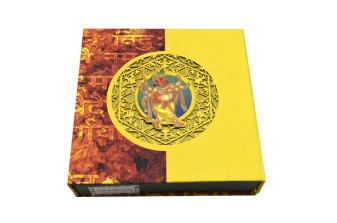 Ganesh Theme Wedding Card PDB 236