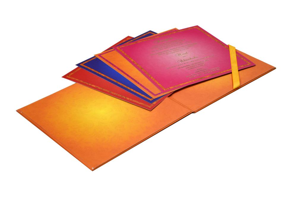 Royal Wedding Card Design MCC 8847