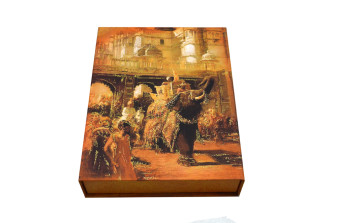 Baraat Theme Boxed Card MCC 8872 BOX