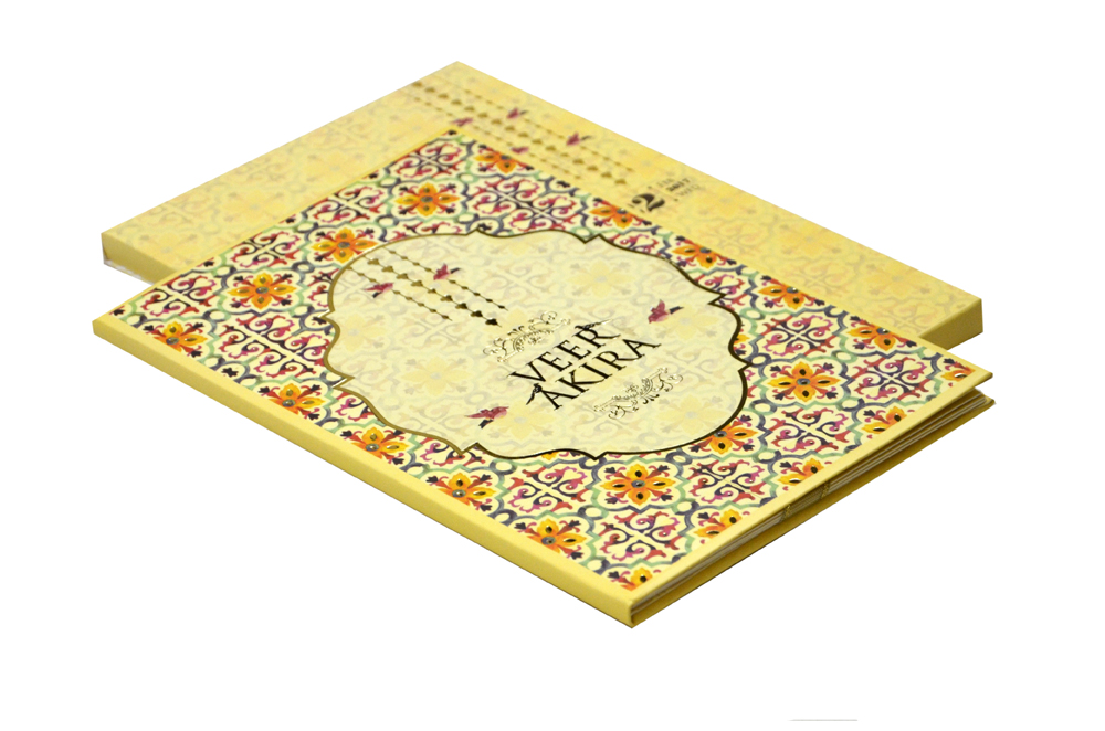 Designer Wedding Card PN 8639