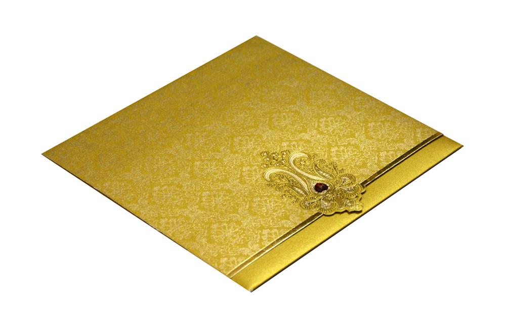 Budget Wedding Card PR 147