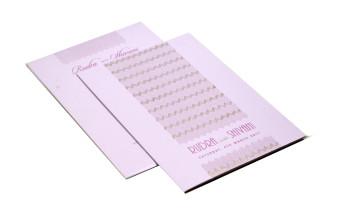 Designer Budget Wedding Card RN 2170 VIOLET