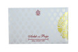 Red Hindu Wedding Card Design GC 1025