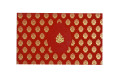 Red Hindu Wedding Card Design GC 1025