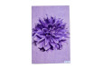 Floral Theme Purple Engagement Wedding Card GC 2099
