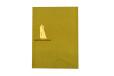 Designer Laser Cut Wedding Card LM 135 Gold