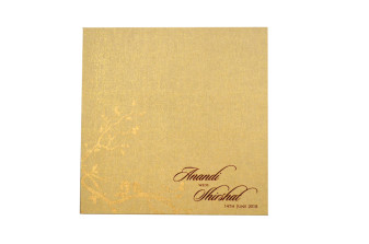 Couple Theme Lasercut Invitation LM 149 Couple