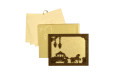 Photo Frame Style Reusable Wedding Card LM 162 Charriot
