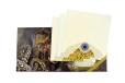 Padded Designer Wedding Card LM 191