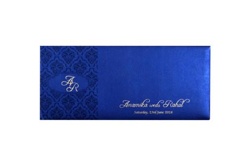Pink Budget Wedding Card PR 465