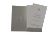 Grey Wedding Card PR 489